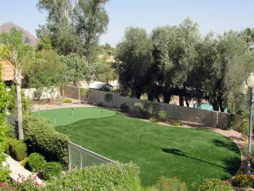 Artificial Grass Photos: Artificial Grass Installation Flagstaff, Arizona Putting Green Turf, Backyard Design