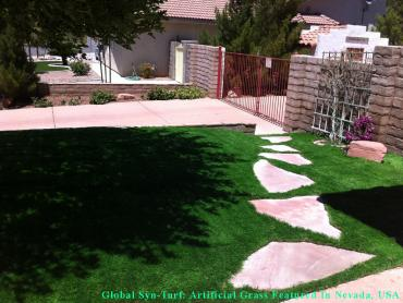 Artificial Grass Photos: Best Artificial Grass Gila Crossing, Arizona Landscape Design, Front Yard Landscaping