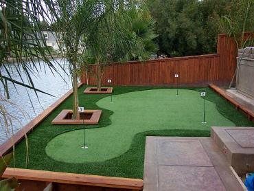 Green Lawn Katherine, Arizona Putting Greens, Backyard Landscaping Ideas artificial grass
