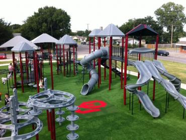 Artificial Grass Photos: Installing Artificial Grass San Carlos, Arizona Lacrosse Playground, Parks