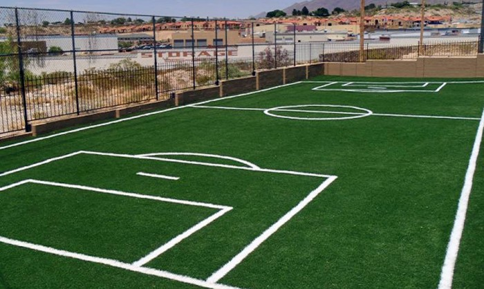 Sports Fields Synthetic Grass in Mesa, Arizona